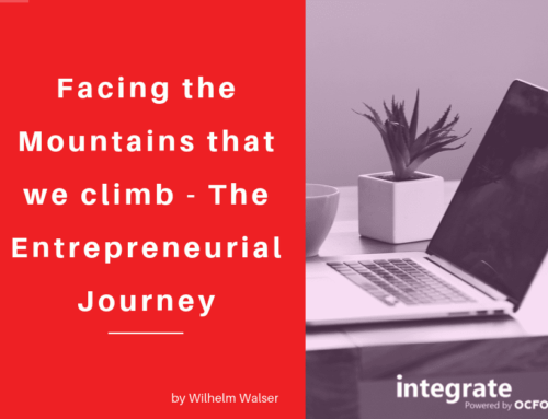 Facing the Mountains that we climb – The Entrepreneurial Journey