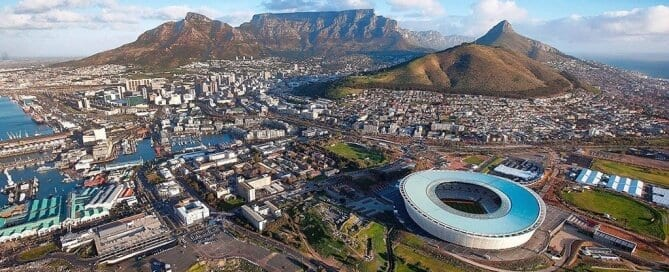 Cape Town as an investment and business destination for internationals